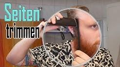 Bart trimmen Anleitung | Schritt für Schritt Anleitung fürs Bart Trimmen 1# | Seiten stutzen