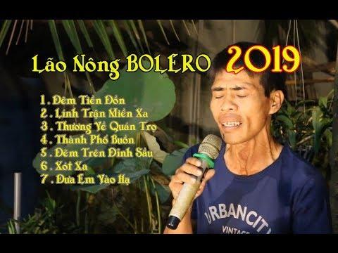 Tổng hợp Lão Nông BOLERO Cần Thơ 2019 và Guitar Bolero Mái Lá