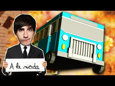 LUZADA BUS IS BACK! Omnibus - [LuzuGames]