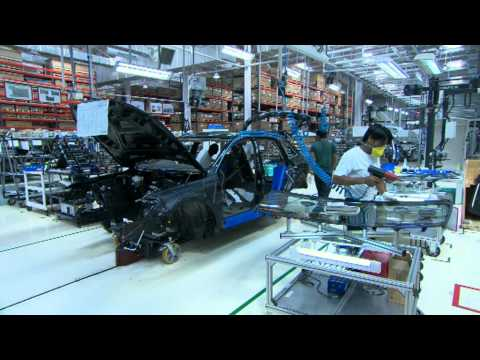The Audi site in Aurangabad (India) -- Production