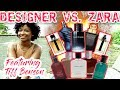 Top Designer Fragrances vs Zara Colognes for Men | With Tiff Benson