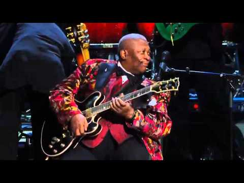Stevie Wonder - John Legend - BB King