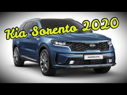 Kia Sorento 2020 — новое поколение легендарного кроссовера/КИА СОРЕНТО - Хендай Санта Фе отдыхает!!!