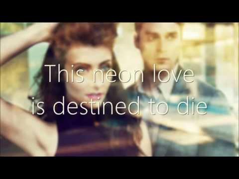 Karmin - Neon Love (Lyrics)