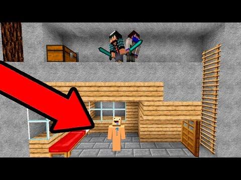 ЛУЧШЕЙ СПОСОБ ЗАТРОЛЛИТЬ НУБА В МАЙНКРАФТЕ! ТРОЛЛИНГ НУБА В MINECRAFT - Видео из Майнкрафт (Minecraft)