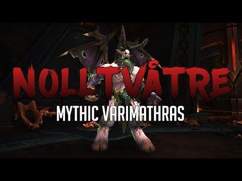 NollTvåTre vs Varimathras MYTHIC - Rogue POV