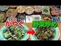 インスタントラーメンの【かやく】で野菜炒め作れるのか!?