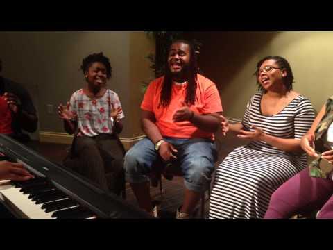 """Trey McLaughlin """"Let Praises Rise"""" (Cover)"""