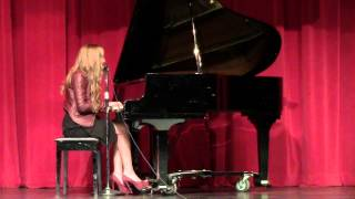 """Arms""- Christina Perri (Cover by Alyssa Garcia) GVHS Talent Show 2013"