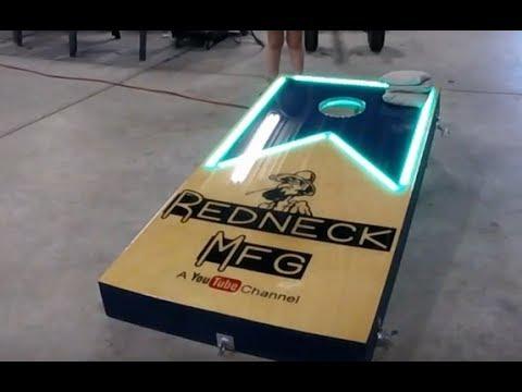 The Baddest Cornhole boards on YouTube !