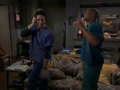 Scrubs 'Turk/J.D. Sanford and Son'