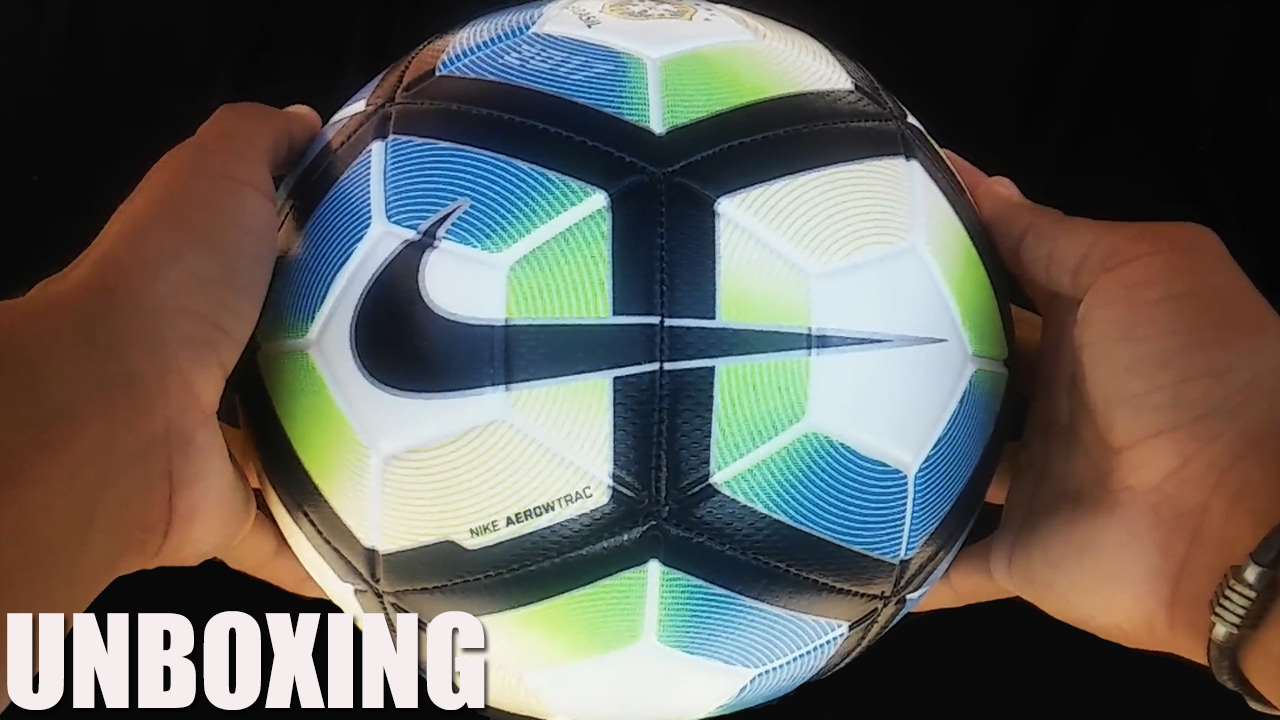 0b2b02f801 Unboxing Bola NIKE STRIKE CBF - YouTube