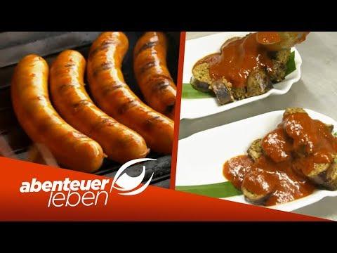 Crazy Bratwurst: Die Kreativsten Würstchen Im Test | Abenteuer Leben | Kabel Eins