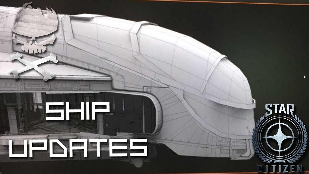Download Star Citizen : Ship Updates the Cutlass Blue Appears and some other thing....07-21-2017
