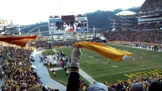 Pittsburgh Steelers Renegade Crowd
