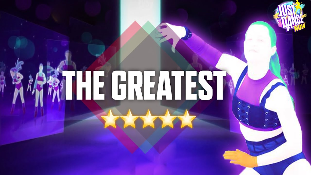 Just Dance Now - The Greatest 5 STARS