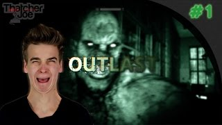 THIS GAME MADE ME CRY | Outlast #1