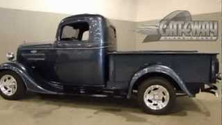 Classic 1936 Chevrolet 1/2 ton Pick Up (street rod) for sale (Louisville) Gateway Classic Cars