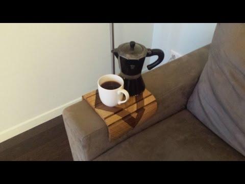 Oryginał Drewniana nakładka na kanapę - YouTube UK78