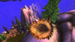 WoW Cataclysm Zone Music - Mount Hyjal