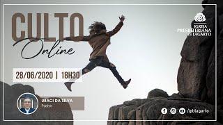Culto online | 28/06/2020