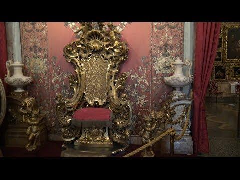 Borromeo Palace (Isola Bella) In 4K, Italy