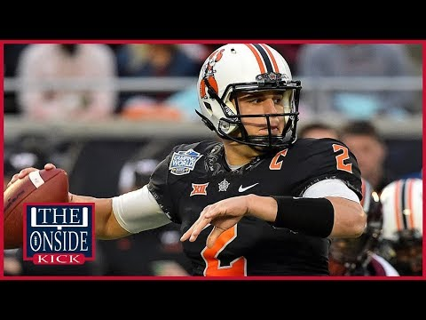 2018 NFL Draft: Which QB Will Chargers Take In Round 2?