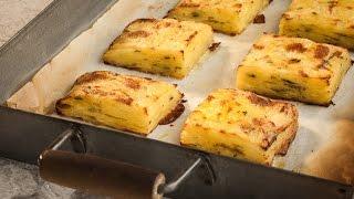 How To Make Potato Pavé
