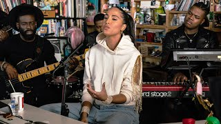 Snoh Aalegra: NPR Music Tiny Desk Concert