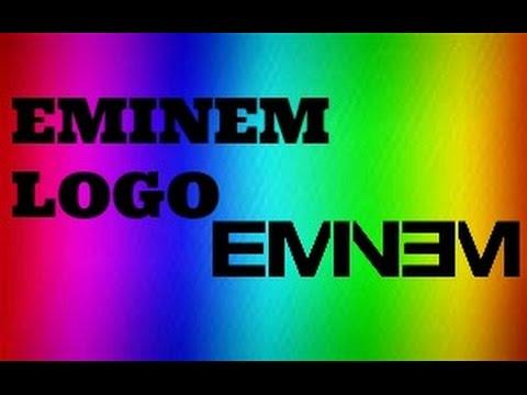 How To Make Eminem Logo (Emblem Tutorial)