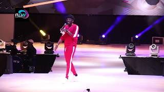 BOVI JUSH2FUNNY I GO SAVE MAYOURKUN amp ORITSEFEMI SURPRISES PERFORMANCE AT WARRI AGAIN 2017