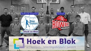River Trotters Heren 1 vs Rowic