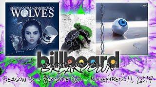 Billboard BREAKDOWN - Hot 100 - November 11, 2017