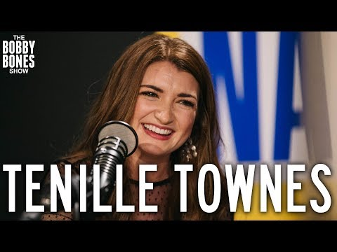 New Artist, Tenille Townes Gets Surprised Live on the Show