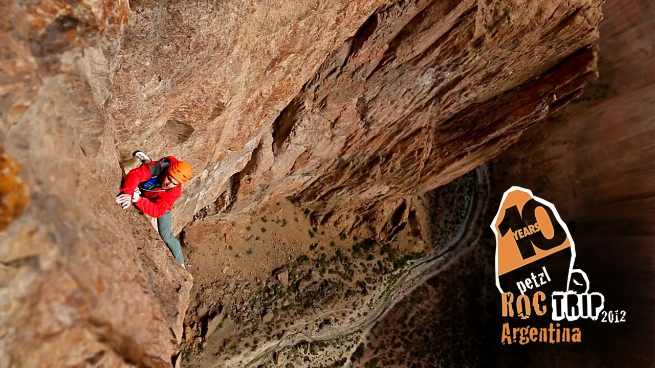 Petzl RocTrip Argentina 2012 - Video oficial!.