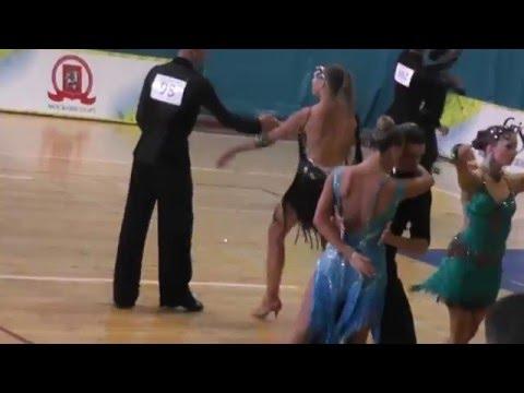 Daniil Bykov - Polina Igoshina, 1/2 Rumba