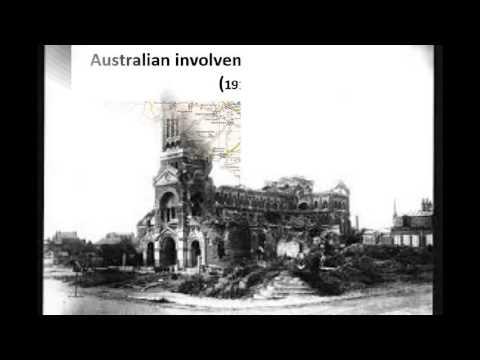 Western Australians in the Great War, 1914-18