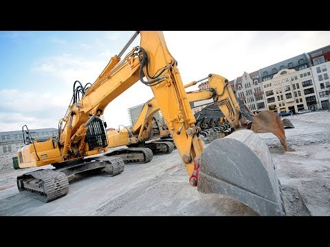 Sale Of China's Construction Machinery On The Rise