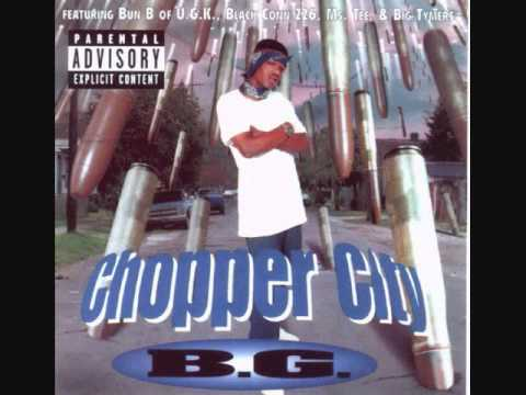 BG - Chopper City: 09 Wheel Chairs (Ft. Big Tymers & Ms. Tee)