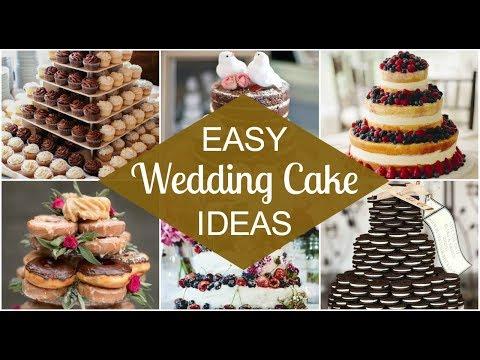 easy-diy-wedding-cake-ideas---gorgeous!