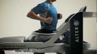 Running, Injury, and Rehab on the Anti-Gravity Treadmill - AlterG