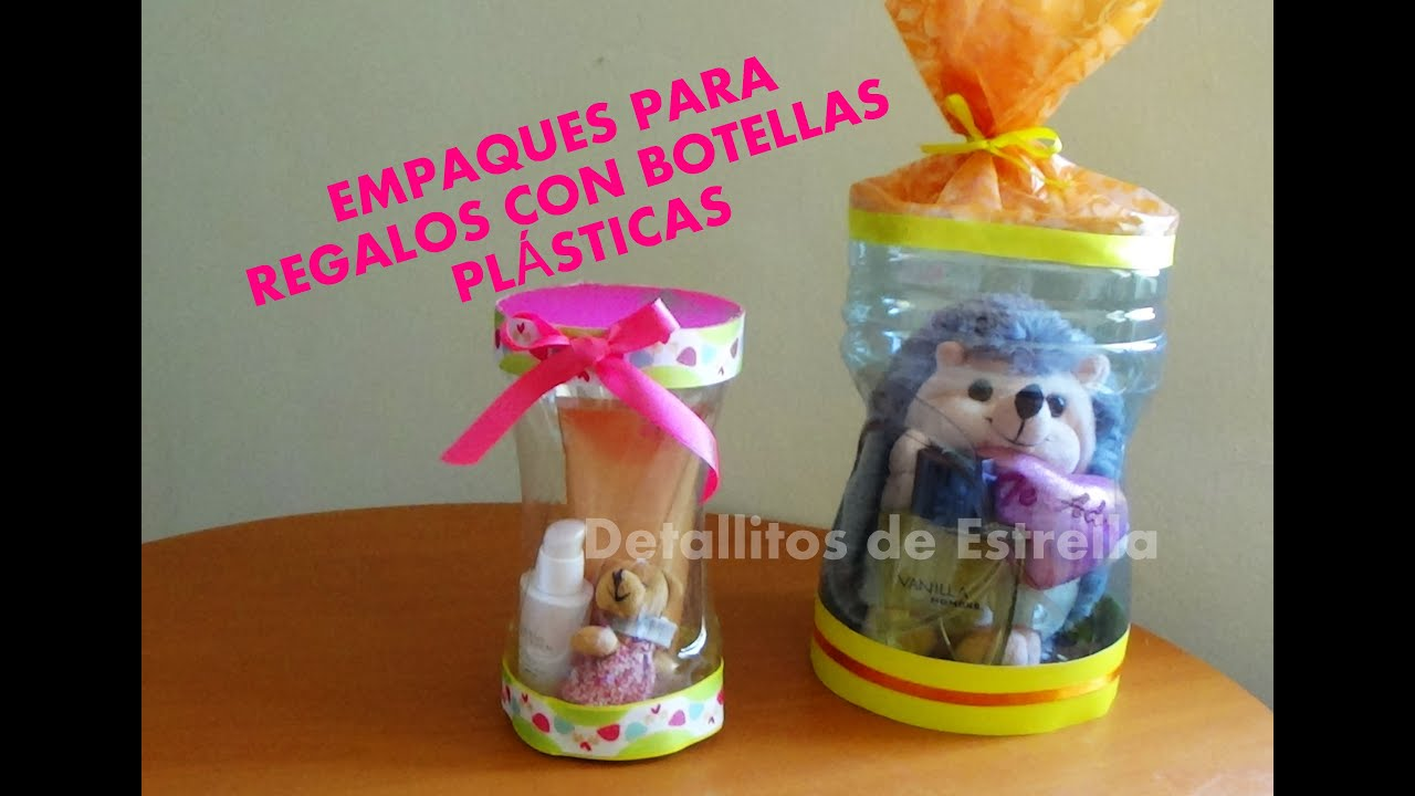 Decorar Botellas Agua Fiesta
