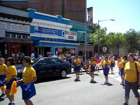 Bancroft Elementary School Spring Fair  Parade 2010