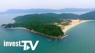 Quảng Ninh đầu tư khu du lịch sinh thái đảo đá dựng 500 tỷ