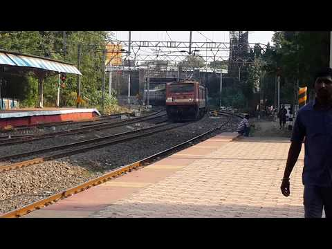 200 + Subscribers Special   Cool Pune - Indore Express Skips Shivaji Nagar   