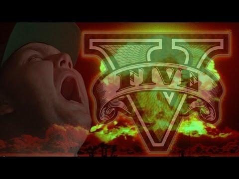 GTA V: AM RANDE DES WAHNSINNS ! | Kevinho90