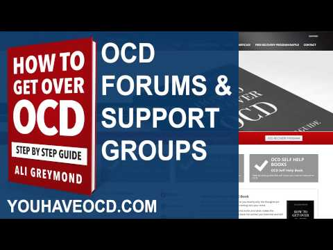OCD forums and support groups