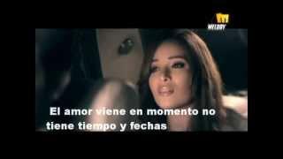 الحب بيجي في ثانية (مترجم اسباني)