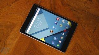 Google Nexus 9 Test - Der iPad-Killer mit Android Lollipop? | tabtech