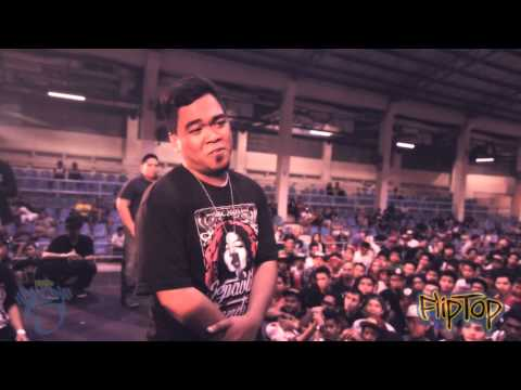 FlipTop - Flict-G vs Badang